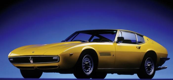 Maserati Ghibli: Versione Originale