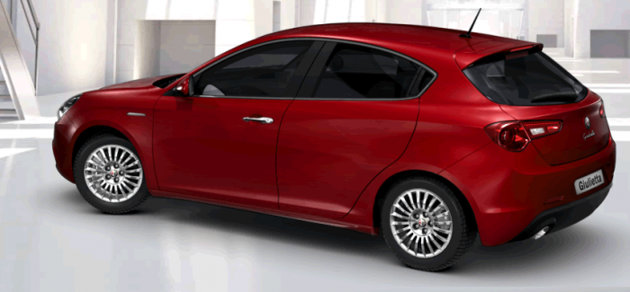 Even harder to resist: Alfa Giulietta with lower price tag