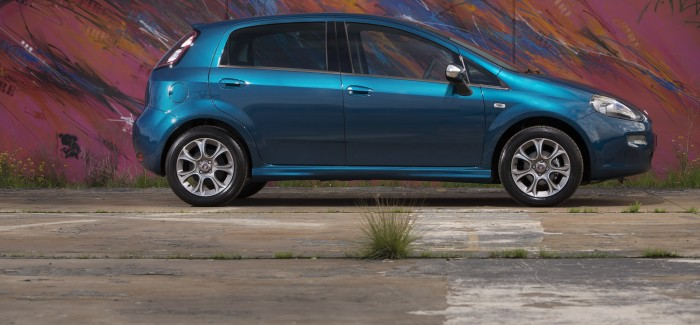 2013 Fiat Punto: First Impressions