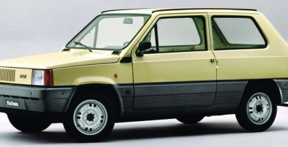 1980 Fiat Panda Biege