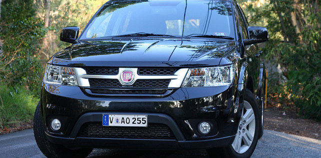 Family Road Test: Fiat Freemont Urban Diesel