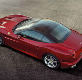 How to get a test drive in a Ferrari – the Ferrari California