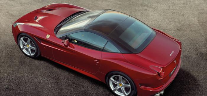 How to get a test drive in a Ferrari – the Ferrari California