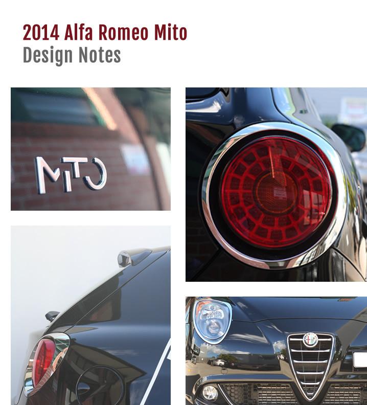 2014 Alfa Mito Design Notes