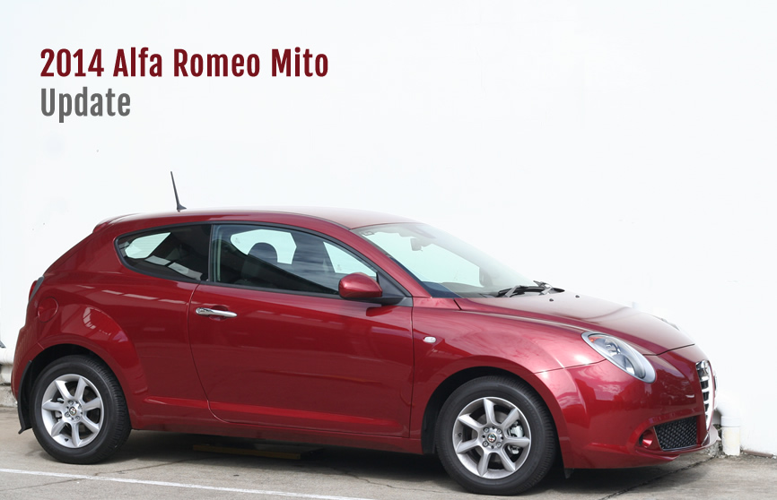 2014 alfa romeo mito quick test. Black Bedroom Furniture Sets. Home Design Ideas