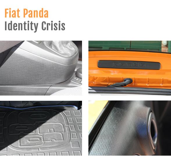 Fiat Panda Identity