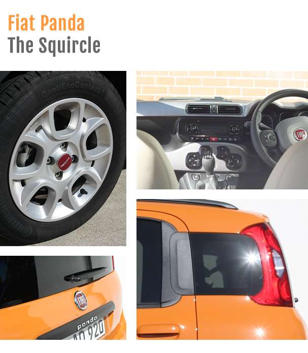 Fiat Panda Squircle