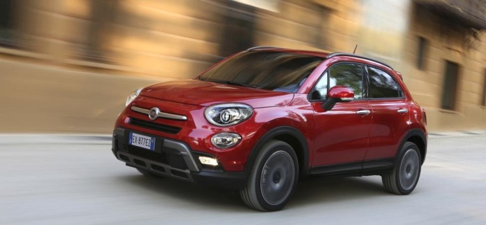 Top 5 Reasons The New Fiat 500x Will Work In Australia