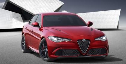 New Alfa Giulia