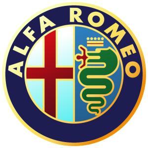 Old Alfa Badge