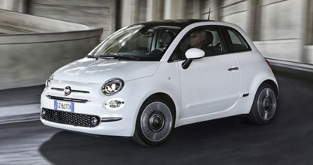 New 2015 Fiat 500