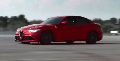 Alfa Romeo Giulia Video