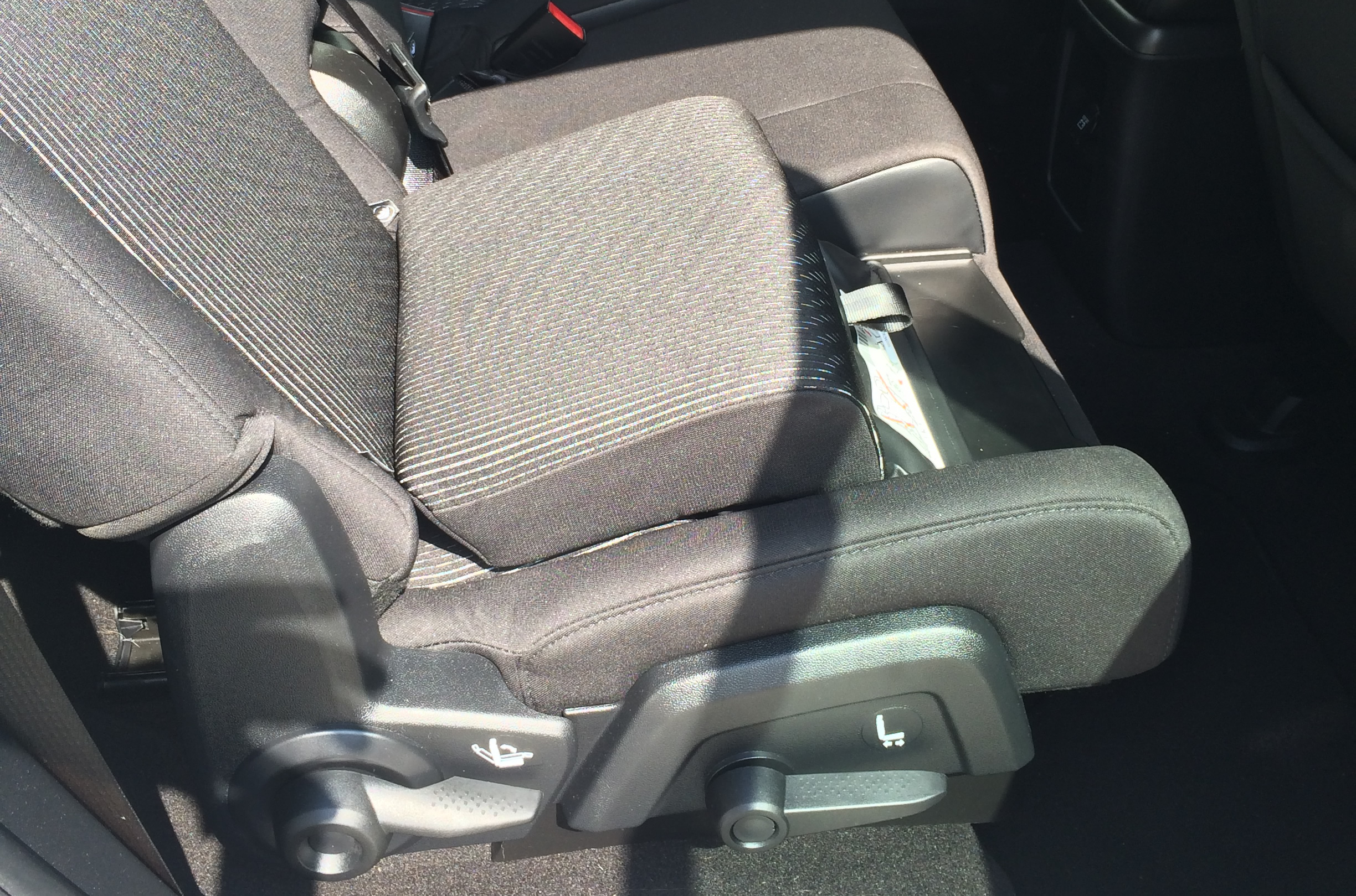 Fiat Freemont Booster Seats