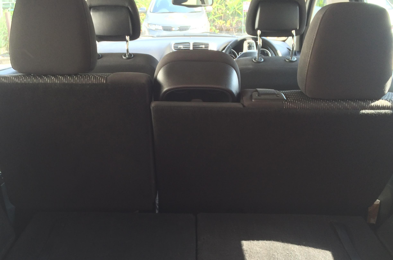 Fiat Freemont Seats