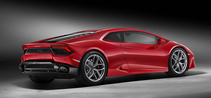 Lamborghini Break Sales Records