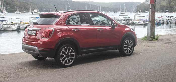 Events: Fiat 500x Launch