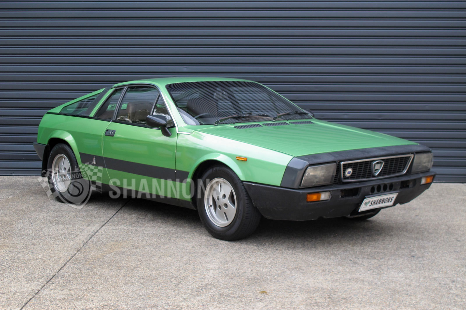 shannons unearth another rare lancia montecarlo. Black Bedroom Furniture Sets. Home Design Ideas