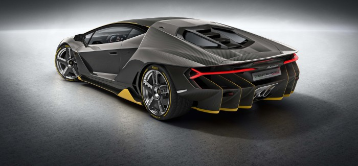 Lamborghini Launch Jaw-Dropping Centenario