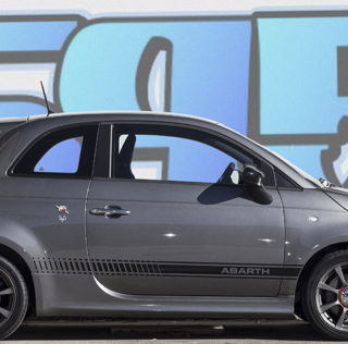 ItalianCar Road Test: 2016 Abarth 595