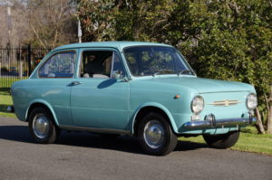 1967 fiat 850 sedan