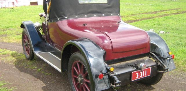In Australia Since 1922: Bianchi Roadster