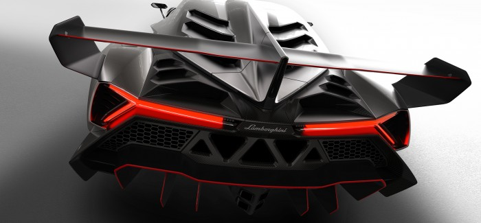 Lamborghini celebrate 50 years with new batmobile