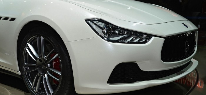 New Ghibli to break new ground for Maserati: first diesel, lower price tag