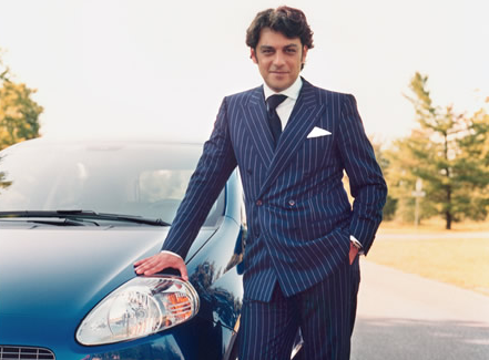 An audience with Fiat's Wunderkind… Luca de Meo