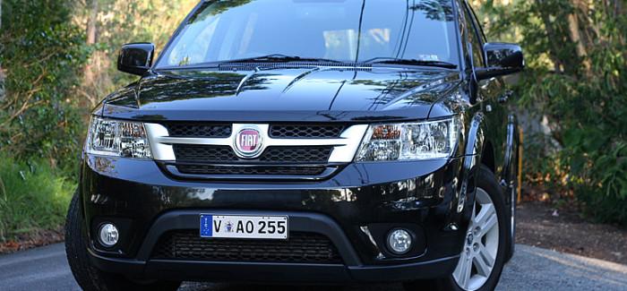 Family Road Test: Fiat Freemont Urban Diesel