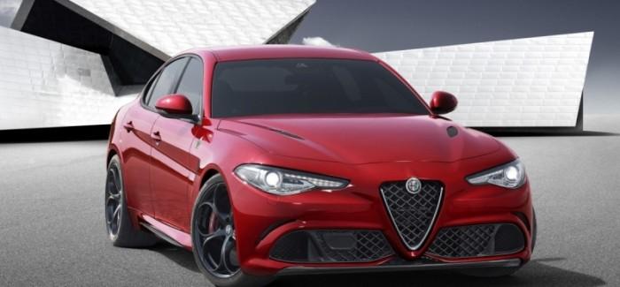 Alfa Romeo Giulia Quadrifoglio: Star Of Frankfurt