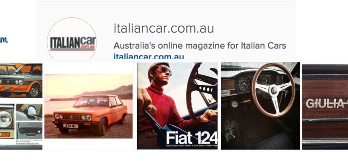 Italian Car On Instagram: It Had To Happen