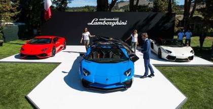 Lamborghini Aventador SV Roadster