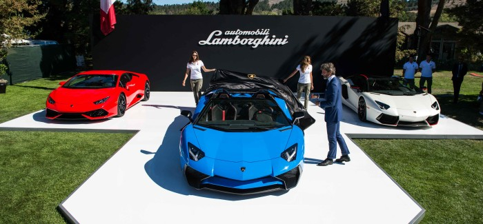 An Eyeful And A Mouthful: New Lamborghini Aventador LP 750-4 Superveloce