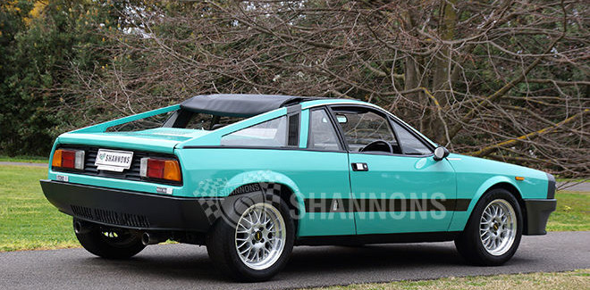 Rare Lancia Montecarlo To Be Auctioned