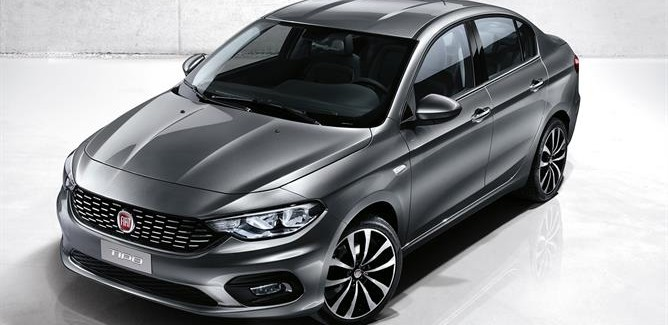 New Fiat Tipo Coming To Australia?