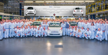 Fiat 500 1.5m