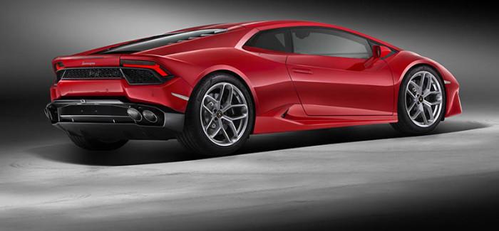 Bargain Lamborghini Huracan LP580-2