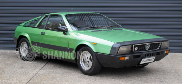 Shannons Unearth Another Rare Lancia Montecarlo